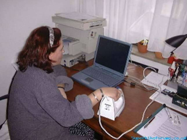 New Womans Only Mouse